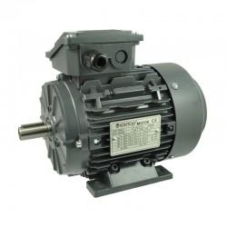 MOTOR T3AR100L1-4 3CV 2,2KW 1500RPM 230/400V 50HZ B3 IE3
