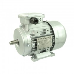 MOTOR MS112M-4 5,5CV 4KW 1500RPM 230/400V 50HZ B3 IE1