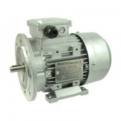 MOTOR MS132S-4 7,5CV 5,5KW 1500RPM 230/400V 50HZ B35 IE1