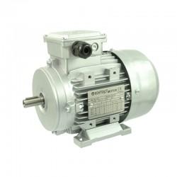 MOTOR MS631-6 0,12CV 0,09KW 1000RPM 230/400V 50HZ B3 IE1