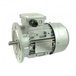 MOTOR MS632-6 0,16CV 0,12KW 1000RPM 230/400V 50HZ B5 IE1