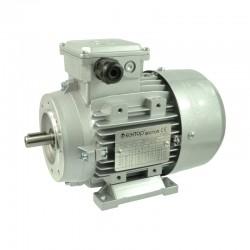 MOTOR MS802-6 0,75CV 0,55KW 1000RPM 230/400V 50HZ B34 IE1