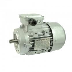 MOTOR MS633-2 0,5CV 0,37KW 3000RPM 230/400V 50HZ B14 IE1