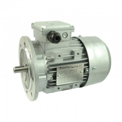 MOTOR MS713-4 0,75CV 0,55KW 1500RPM 230/400V 50HZ B5 IE1